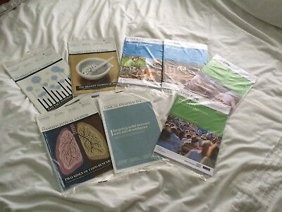 Range Of Pharmacy Magazines And Learning Guides.