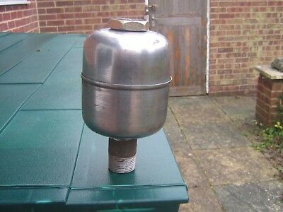 Wolseley W.D. stationary engine exhaust silencer..