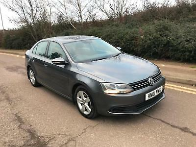 2011 61 Volkswagen Jetta 1.6TDI BlueMotion SE ++ 2 FORMER KEEPERS ++ 1YR MOT ++