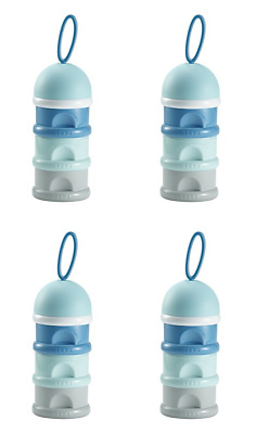 Blue BEABA Container for Formula Milk Doses//Snacks