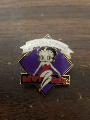 Betty Boop Collectible Pin - Universal Studios