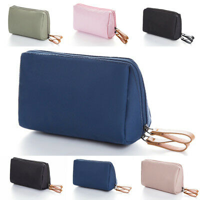 Pouch Storage Bag Makeup Bag Large Cosmetic Case Organizer Travel Professional