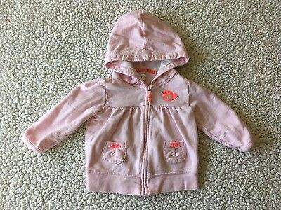 52676686f CARTERS RAINBOW BABY Girl Zip Up Cotten Pajamas 9 Months Nwt -  6.99 ...