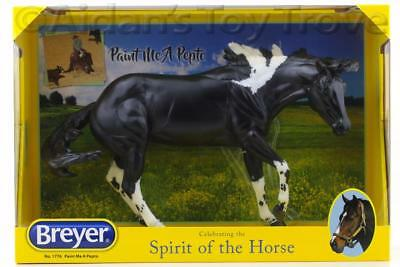 Breyer Paint Me a Pepto 1776 NIB  Traditional Working Cow Horse New Pinto Sheila