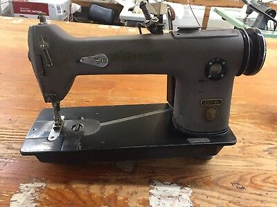 industrial sewing machine Singer 253 Chain Stitch