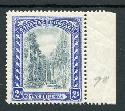 Bahamas 1911-19 2s black and blue SG78 MNH - see desc
