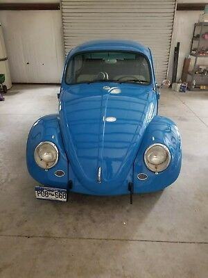 1967 Volkswagen Beetle - Classic coupe 1967 vw bug cal look