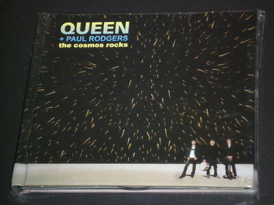 QUEEN + Paul Rodgers the cosmos rocks CD+DVD Super Live In Japan - Highlights