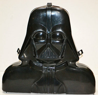 1980 Star Wars Darth Vader Action Figure Carrying Case With Labels