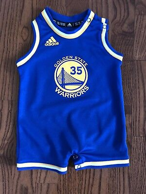 ADIDAS KEVIN DURANT Golden State Warriors Toddler Replica Jersey ... bb5a8f2d9
