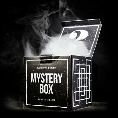 £30 Mixed Mystery Box For Men/Woman, Anything Inside Like Gadgets, Dvds...