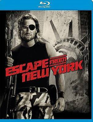 Escape from New York (Blu-ray 2015) Kurt Russell, Lee Van Cleef ,Isaac Hayes