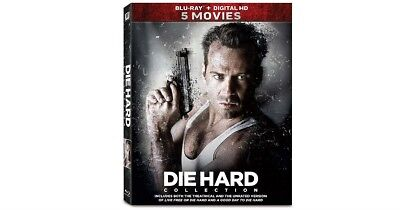 Die Hard: 5-Movie Collection - Digital HD Code ONLY - No Disc