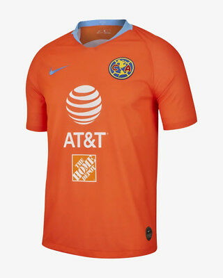 Nike Club America Official 2018 2019 Third Soccer Football Jersey 0b00d069e