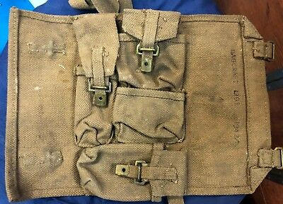 WW2 British Bren Wallet - With Straps