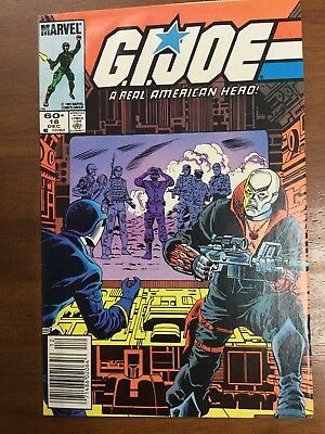G.I. Joe A Real American Hero #18 ( DEC 1983 MARVEL)