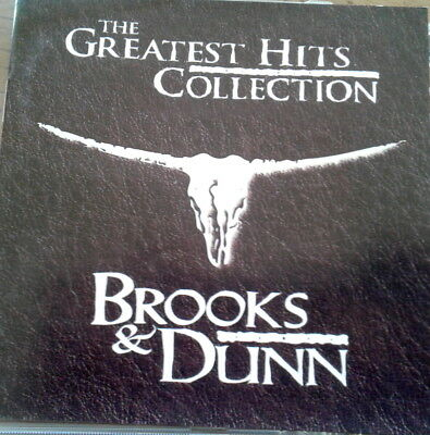 Brooks & Dunn 'THE GREATEST HITS COLLECTION' CD 1997