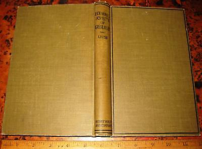 THE ECONOMIC ASPECTS OF GEOLOGY by CK Leith 1921 Mineral Resources Metals Ores