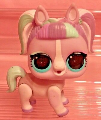 LOL Surprise Unipony Unicorn 's Pet Pony Eye Spy PETS Doll SERIES 4 Wave 2