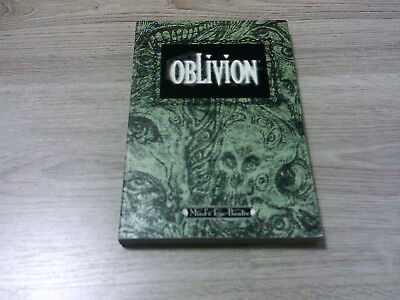 Mind's Eye Theatre Oblivion Sourcebook 1996 White Wolf WW5400 EX