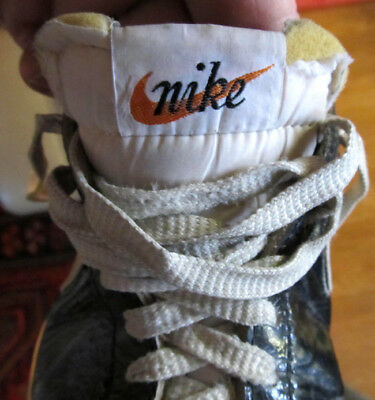 Vintage NIKE  1970s Early nike Shoes Made in Japan WOW!