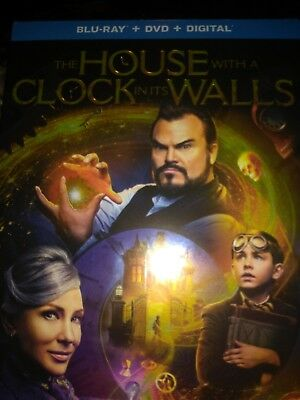 The House with a Clock in the Walls Digital movie code only