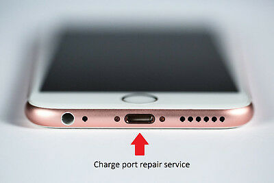 Iphone 6 Broken Charge Port Lightning Connector REPAIR SERVICE