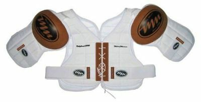 "Mic Mac Hockey ""Classic""  Shoulder Pads Large"