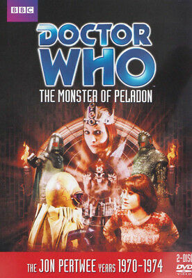 Doctor Who - The Monster Of Peladon (Jon Pertwee) (1970-1974) (Story - 73) (Dvd)