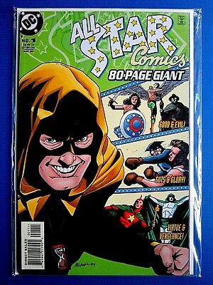 All Star Comics 80-Page Giant #1 (Sept 1999) Nm Jsa