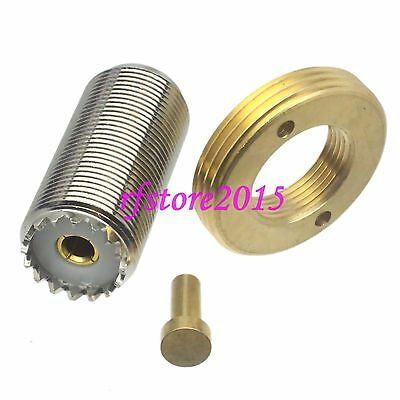 NMO connector N Female Mount for NMO Antennas Commercial Ham Radio