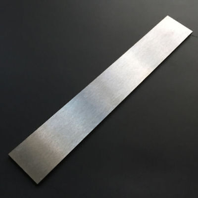 """3mm 440C Stainless Steel Flat Bar Rod Knife Making HRC 59 L:20cm/8"""" AU Store"""