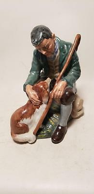 ROYAL DOULTON FIGURINE-6 inch-THE MASTER-HN2325-CORP 1966-VINTAGE-NR!