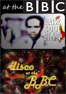 CLASSIC SOUL & DISCO AT THE BBC DVD aretha franklin jacksons donna summer chic