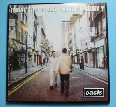 (Whats the Story) Morning Glory Remastered LP by Oasis 2 Vinyl, Sep-2014, 2 NM
