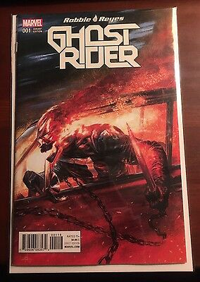 Ghost Rider issue #1 Dell Otto Variant NM 1st Print Marvel Now Felipe Smith