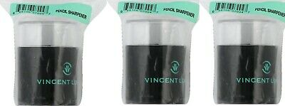 Vincent Longo Makeup Pencil Sharpeners x 3 - New