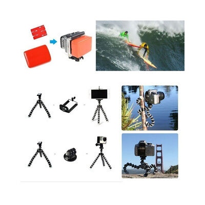 44 in 1 Camera Outdoor Photography Tools for Go pro Hero Xiaomi Yi SJ CAM H8D2