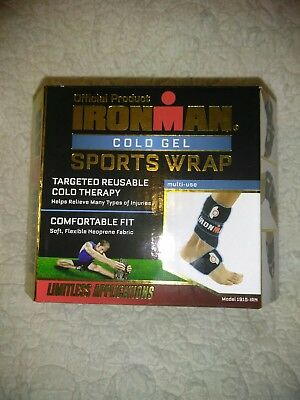 Sweatcoin prize 40.00 sweatcoinNew IronMan cold gel sports wrap trade+6.65 ship