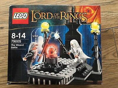 The Wizard Battle NEU und OVP LEGO The Lord of the Rings 79005