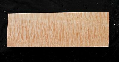 "Awesome 5A Quilted Maple 20"" X 6 3/4"" X 2 5/16"": Guitar, Luthier, Craft"