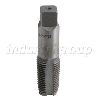 HSS 1/2 inch NPT Thread Forming Taps Round Shank with Square End