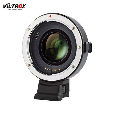 Viltrox EF-E II AF Lens Adapter Ring for Canon EF Lens to Sony E-mount Camera