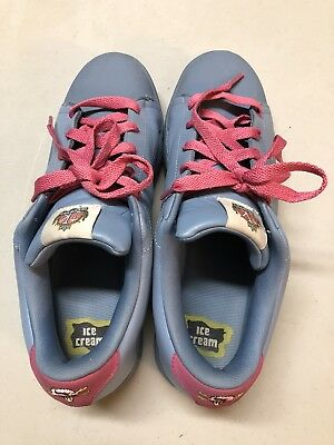 RARE PHARRELL WILLIAMS Ice Cream Reebok Skate Shoes Billionaire Boys Club  BBC 12 cf3702e64