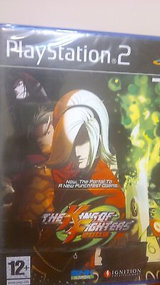 Playstation PS2 THE KING OF FIGHTERS 2003 NUOVO NEW --