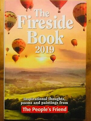 The Fireside Book 2019: inspirational thought and poems from The People's Friend
