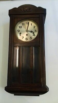 Vintage  Westminster chime  Wall  Clock