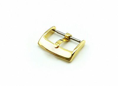 New Yellow Gold Buckle/Clasp For OMEGA Watch Strap/Band 16mm 18mm 20mm + Tool