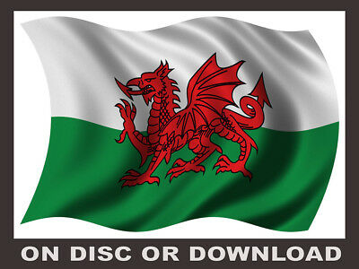 WALES / WELSH CYMRU CUSTOMS & HISTORY BOOKS ☆ Many Scanned, Disc or Download