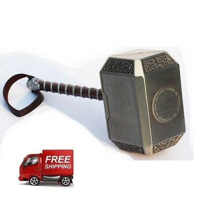 Thor's Hammer Toys Thor Custome Thor Hammer Cosplay Hammer Size 20cm